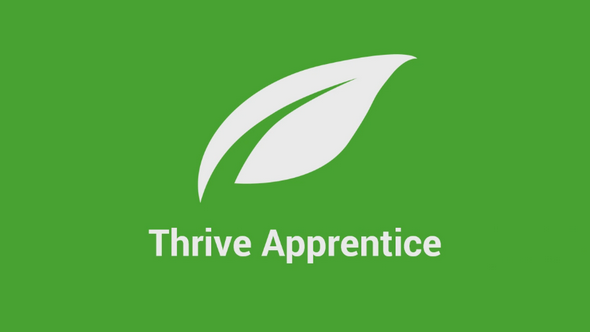 Thrive Apprentice Create Courses and Lessons