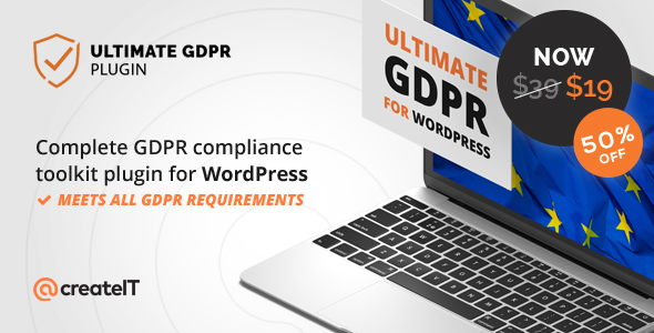 Ultimate GDPR Compliance Toolkit for WordPress Plugin