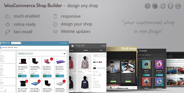 WooCommerce Shop Page Builder 2.12.0