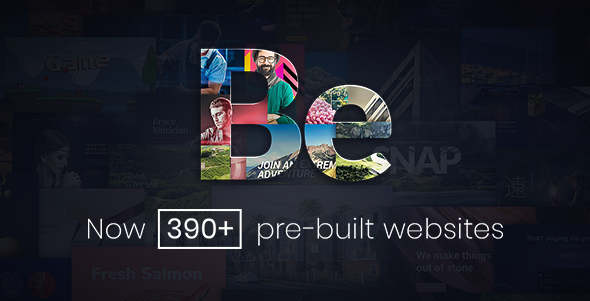 BeTheme 20.9.8.1 - Responsive Multi-Purpose WordPress Theme