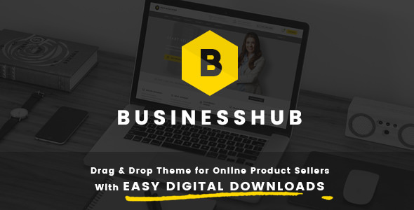 Business Hub 1.1.3 – Responsive Theme For Online Business – WeaDown