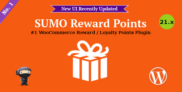 SUMO Reward Points 21.6 - WooCommerce Reward System