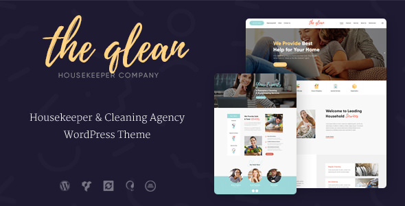 The Qlean 1.1.0 - Cleaning Company WordPress Theme