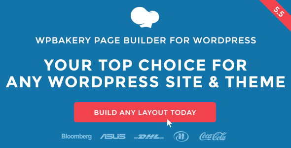 WPBakery 5.6 - Page Builder for WordPress (formerly Visual Composer)