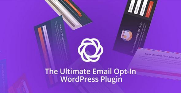 Bloom 1.3.8 - Email Opt-In Plugin For WordPress