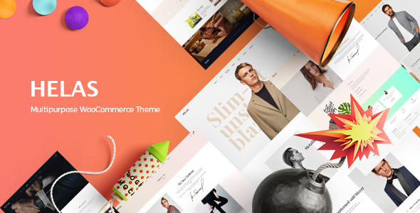 Helas 1.0.5 - Multipurpose WooCommerce Theme