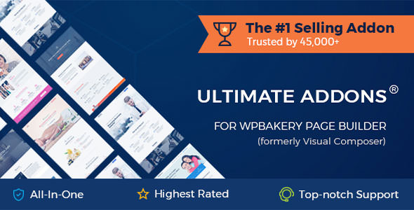 Ultimate Addons for WPBakery Page Builder 3.17.1 – WeaDown