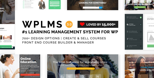 WPLMS 3.8 – Learning Management System for WordPress, Education Theme – WeaDown