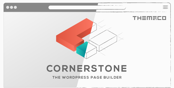 Cornerstone 3.4.6 - The WordPress Page Builder