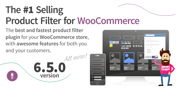 WooCommerce Product Filter 6.6.5
