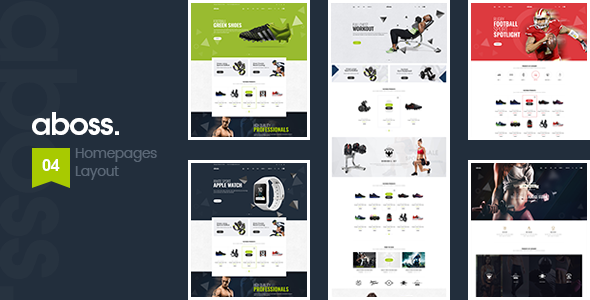 Aboss 1.1.3 - Responsive Theme for WooCommerce WordPress