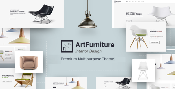 Artfurniture 1.0.3 - Furniture Theme for WooCommerce
