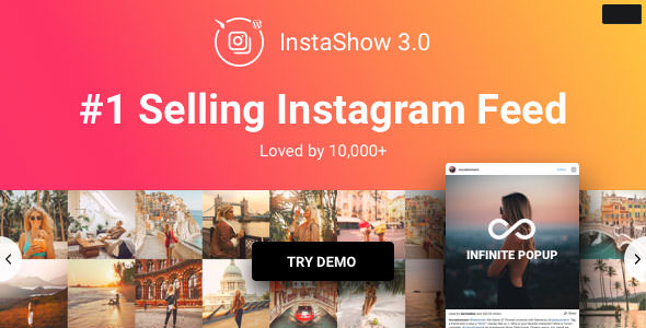 Instagram Feed 4.0.1 - WordPress Instagram Gallery