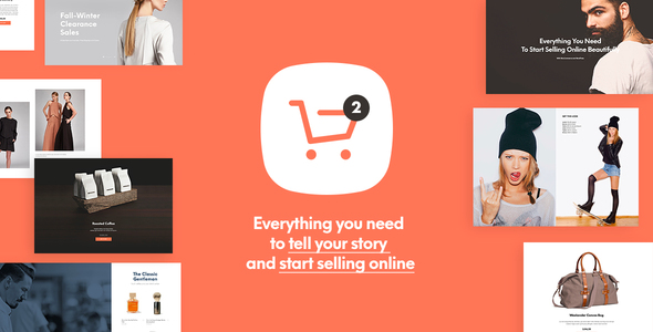 Shopkeeper 2.6.18 - Responsive WordPress Theme