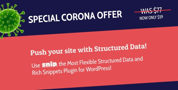 SNIP (Rich Snippets) 2.19.8 Nulled - Structured Data Plugin for WordPress