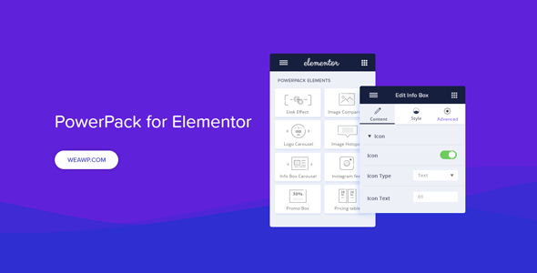 PowerPack For Elements - Addons & Widgets for Elementor