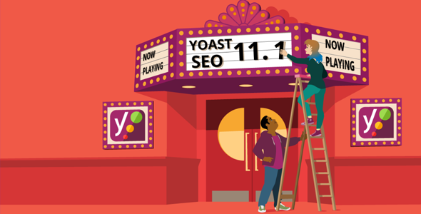 Yoast SEO 11.1.1 - Premium WordPress SEO Plugin