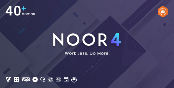 Noor 4.0.3 - Fully Customizable Creative AMP WordPress Theme