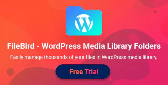 FileBird 3.0.1 - WordPress Media Library Folders