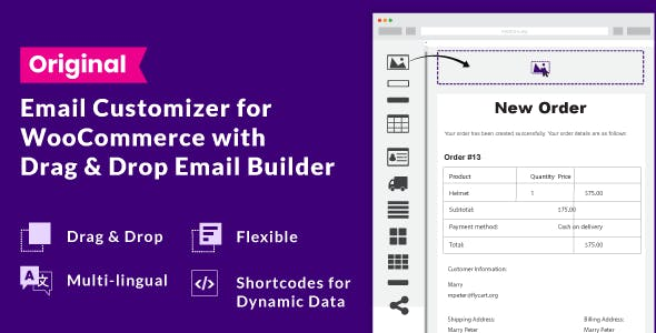 Email Customizer for WooCommerce 1.5.16