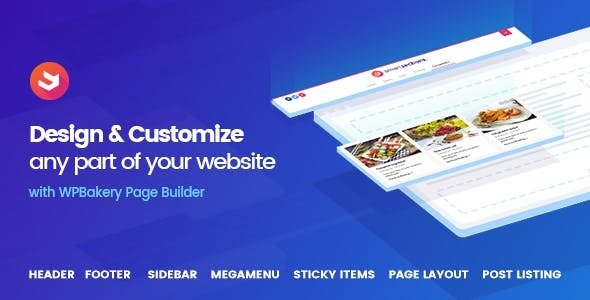 Smart Sections Theme Builder 1.4.1 (Nulled) - WPBakery Page Builder Addon