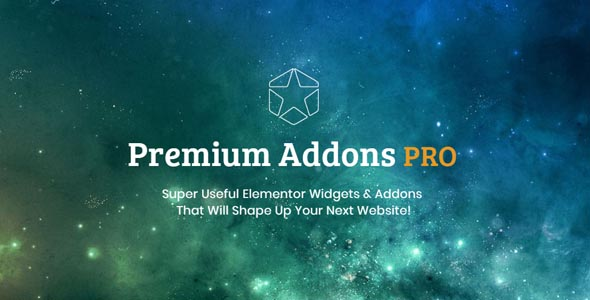 Premium Addons Pro 1.6.5 (Nulled) - Super Useful Elementor Widgets