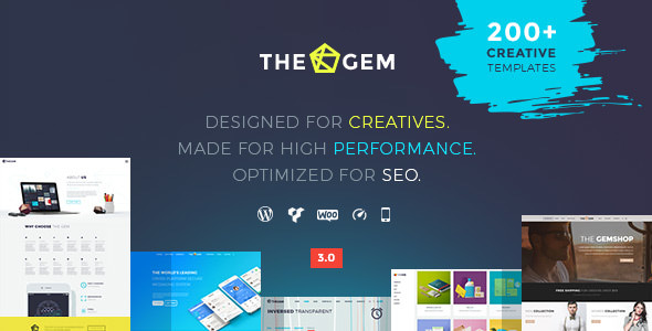 TheGem 4.0.0 - Creative Multi-Purpose High-Performance WordPress Theme