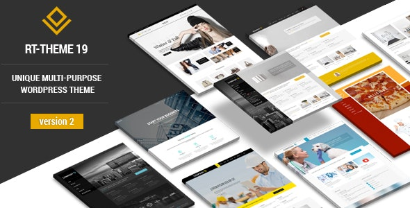 RT-Theme 19 v2.9.8 - Multi-Purpose WordPress Theme