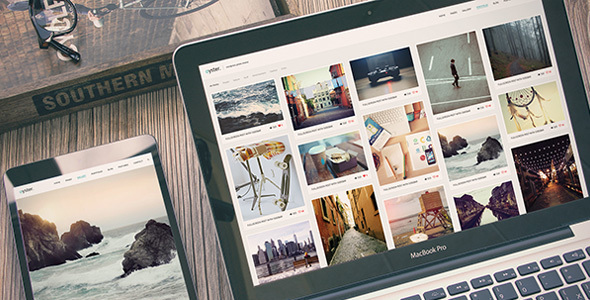 Oyster 4.1.6 (Nulled) - Creative Photo WordPress Theme