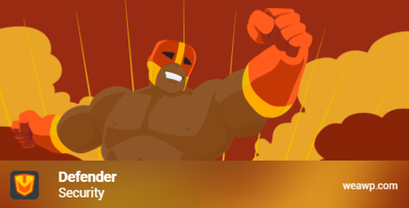 Defender Pro 2.4.10 Nulled - WordPress Security Protection Plugin
