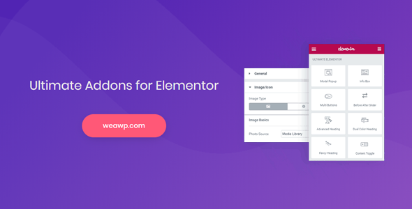 Ultimate Addons for Elementor 1.19.0 (Nulled)