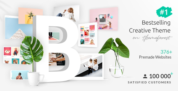 Bridge 18.2.1 - Creative Multi-Purpose WordPress Theme