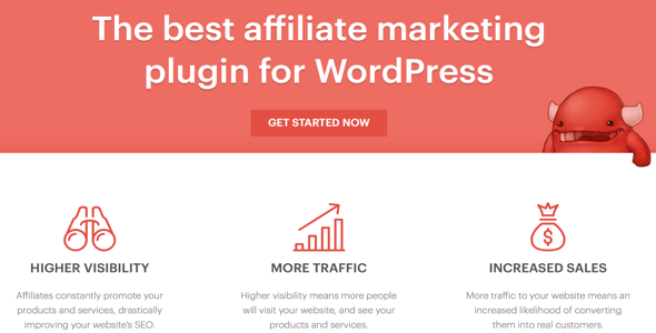 AffiliateWP 2.4 (Nulled) - Affiliate Marketing Plugin for WordPress