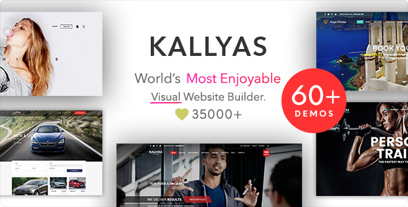 Kallyas 4.17.5 (Nulled) - Responsive Multi-Purpose WordPress Theme