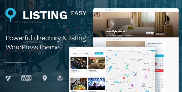 ListingEasy 1.7.3 Nulled - Directory WordPress Theme