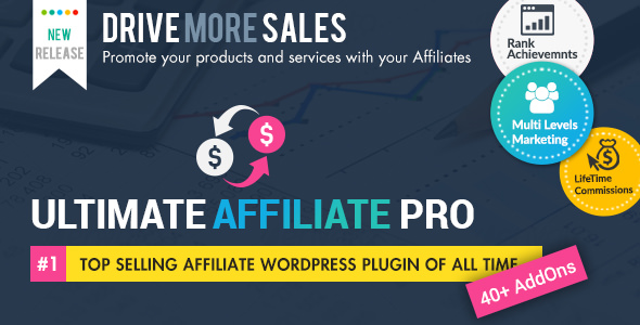 Ultimate Affiliate Pro WordPress Plugin 5.6.1 (Nulled)