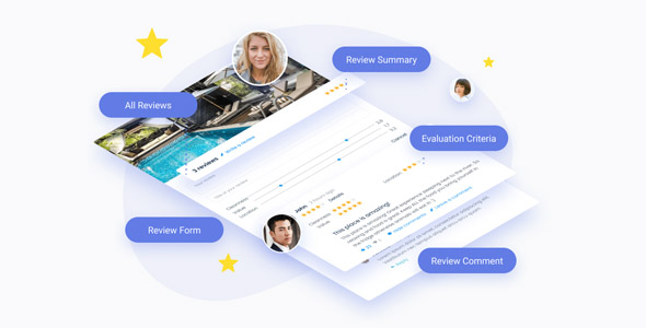 JetReviews 2.2.1 - Reviews Widget for Elementor Page Builder