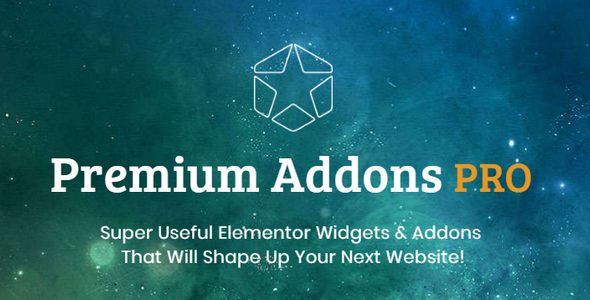 Premium Addons Pro 2.4.5 Nulled - Addon for Elementor