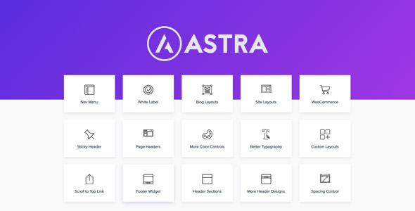 Astra Pro 3.1.0 Nulled - Extend Astra Theme With the Pro Addon