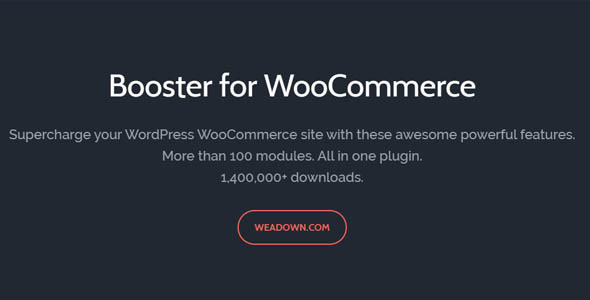 Booster Plus for WooCommerce 4.9.0 Nulled