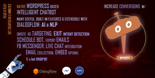 ChatBot Pro for WordPress 10.2.9 Nulled