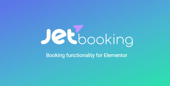 JetBooking 2.1.1 -Booking plugin for Elementor