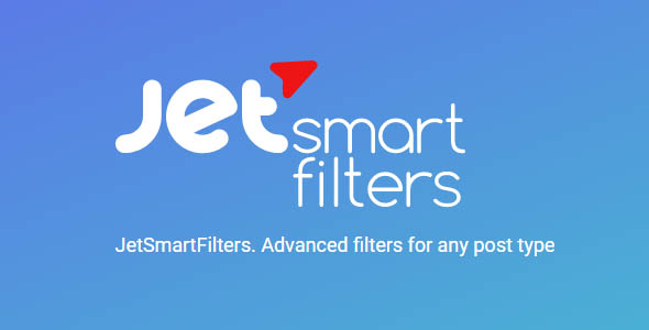 JetSmartFilters 2.0.2 - Advanced Filters Plugin for Elementor