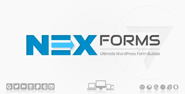 NEX-Forms 7.8.1 Nulled - The Ultimate WordPress Form Builder