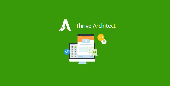 Thrive Architect 2.4.8 (Nulled) - Visual Editor & Landing Page Builder for WordPress