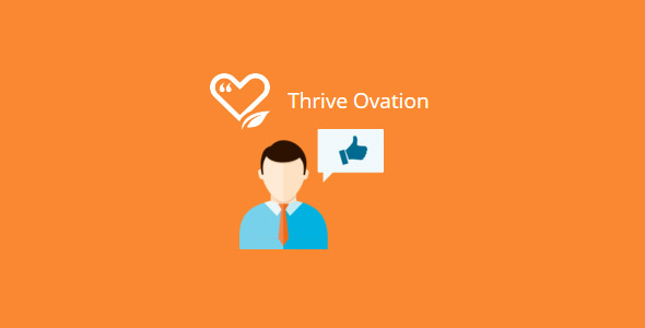 Thrive Ovation 2.2.6 (Nulled) - The All-in-one Testimonial Management Plugin