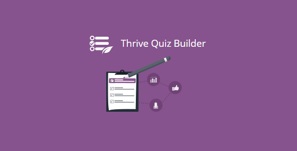 Thrive Quiz Builder 2.2.9 (Nulled) - Quizzes Aren't Just For Silly Fun