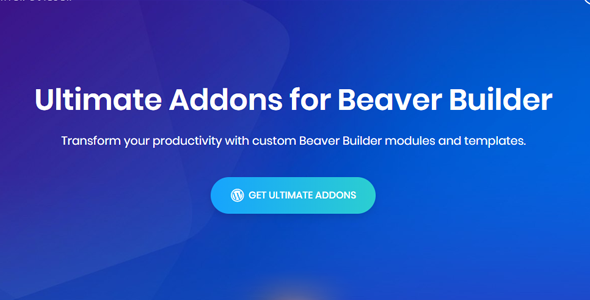 Ultimate Addons for Beaver Builder 1.26.2
