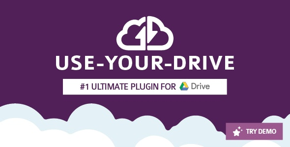 Use-your-Drive 1.15.8 Nulled - Google Drive plugin for WordPress