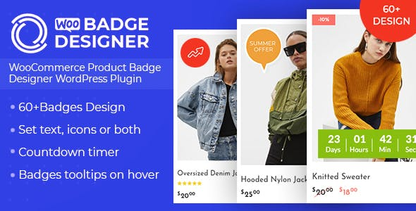 Woo Badge Designer 3.0.4 - WooCommerce Product Badge Designer